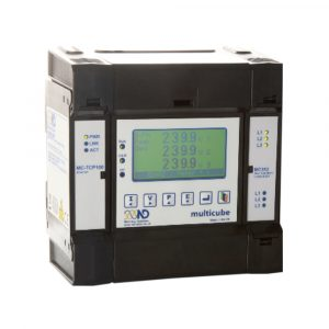 ND Multicube Modular Meter Base Unit with Modbus communications