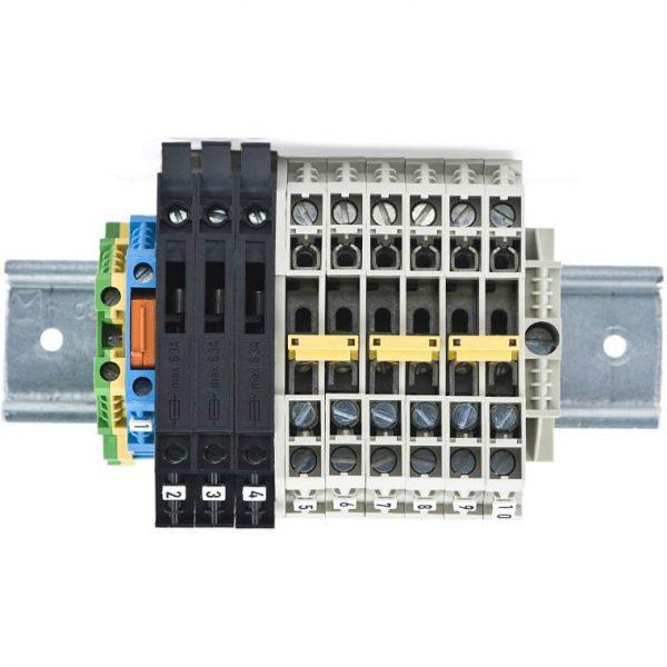 SHM 3-phase Meter Terminal Block