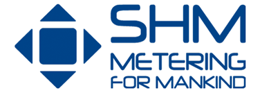 SHM Metering for mankind logo